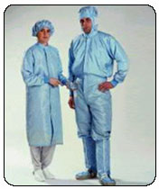 Cleanroom / ESD Garments